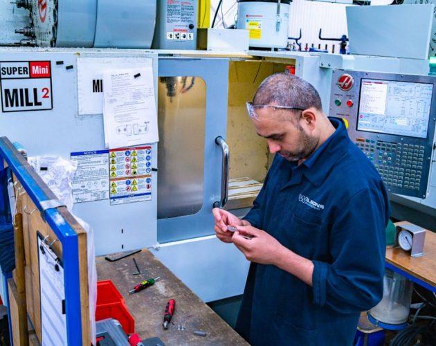 CNC Milling Bristol